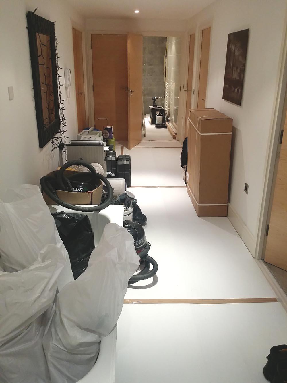 bathroom renovation service in London